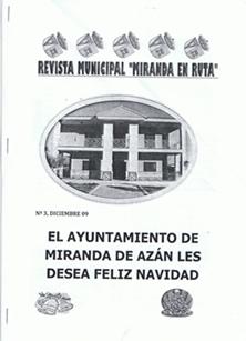 REVISTA DE CONTENEDOR AZUL