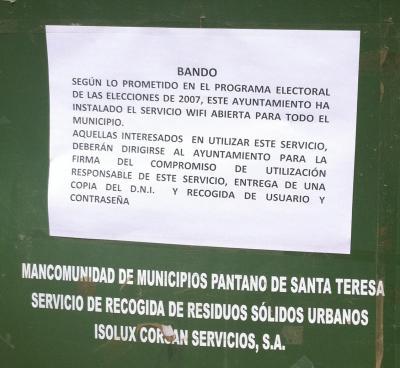 La Junta Electoral sanciona al alcalde de Miranda de Azán